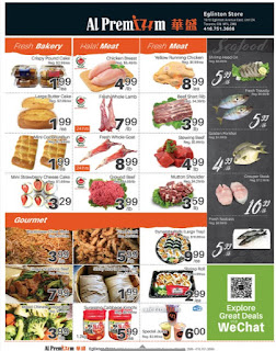 Al Premium Food Mart Flyer July 20 – 26, 2017
