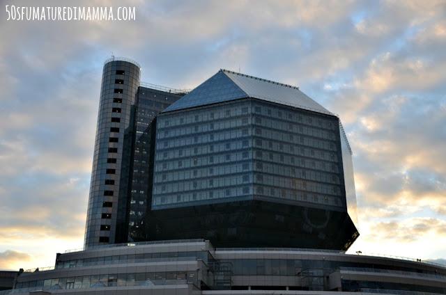 biblioteca nazionale minsk