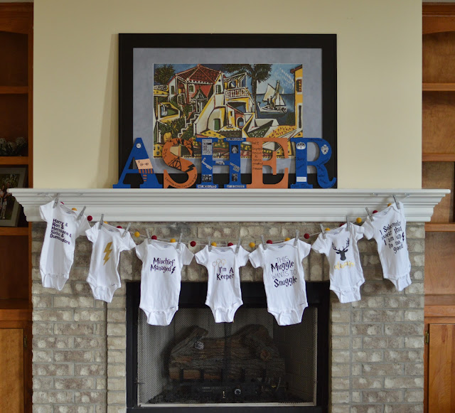 Our Little Miracles: Harry Potter Baby Shower