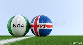 مشاهدة مباراة نيجيريا وأيسلندا بث مباشر