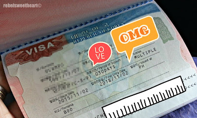 The Rebel Sweetheart.: #SeoulSearching | My Korean Visa, finally! (Tips, How To's, and FAQs)