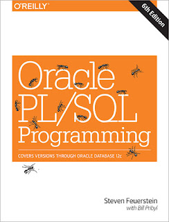 Must read books to learn Oracle PL/SQL Programming