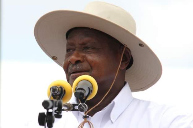 Video: Uganda's Museveni: 'I love Trump'