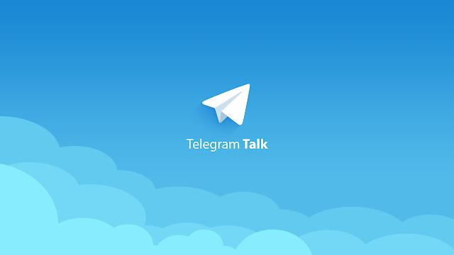 Entrem no nosso Canal do Telegram