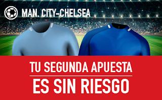 sportium promocion City vs Chelsea 4 marzo