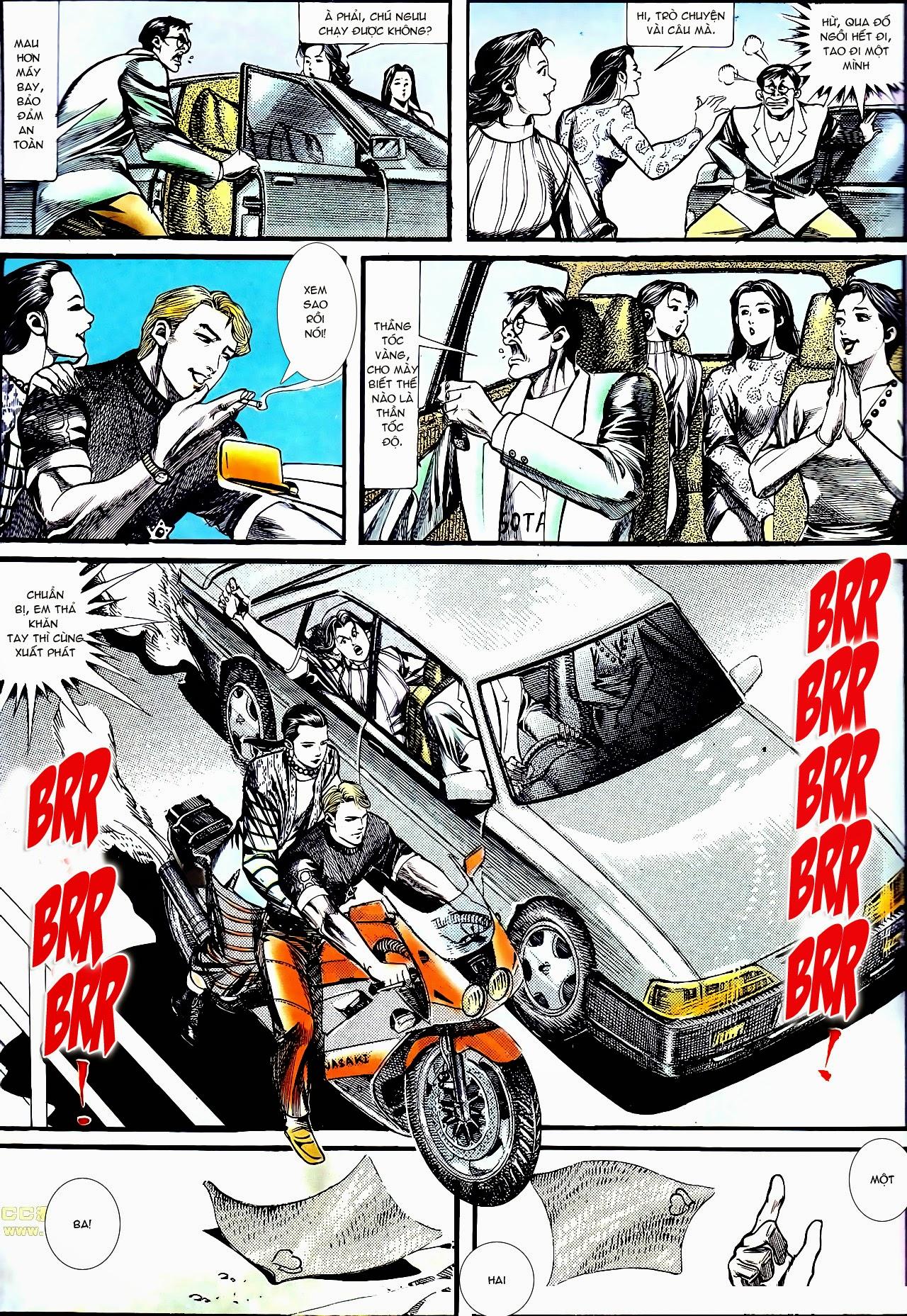 Người Trong Giang Hồ chapter 134: tấn công bảo nhi trang 16