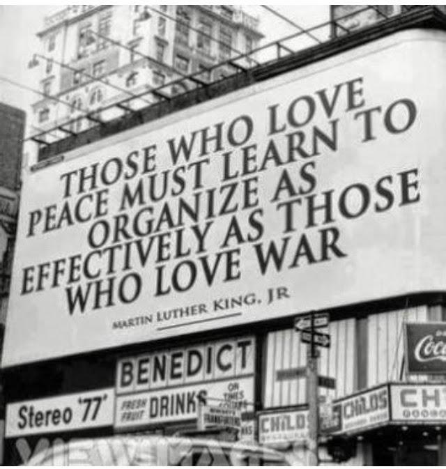 Martin Luther King o organizowaniu się