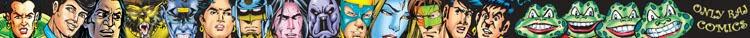 Raj Comics Characters Pic
