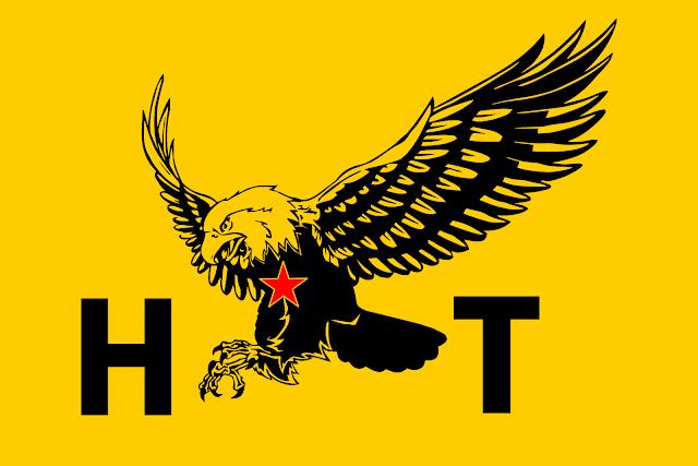 HT - Hêzên Teybet  yên HXP - Hêzên Erka Xweparastinê HT - Special Forces of HXP - Self Defence Forces