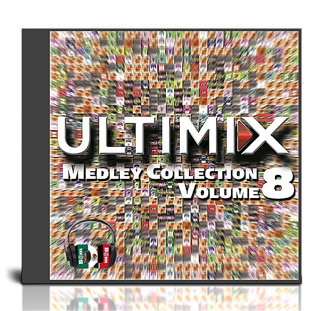 Missing Hits 7 : ULTIMIX MEDLEY COLLECTION VOL 8