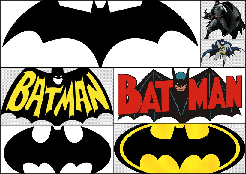 Batman Clipart Oh My Fiesta For Geeks