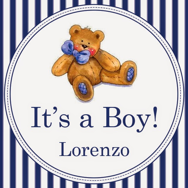 It's a Boy ! É um menino !