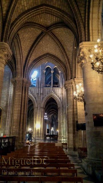 interior Notre-Dame