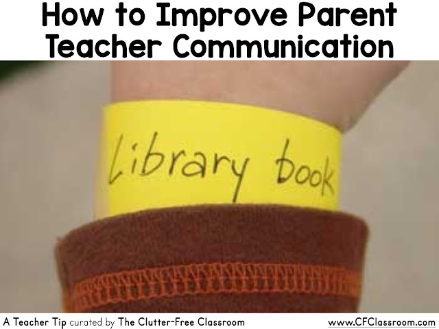 Are you looking for an easy way to improve parent teacher communication? This idea will make it easy to get kids to share information from school.