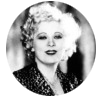 """Mae West quote - """"Marriage is a great institution,  but I'm not ready for an institution yet."""" - Mae West"""