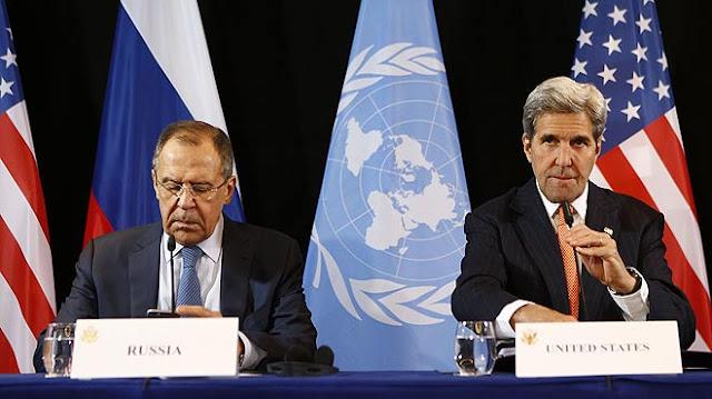 Rusia, Siria, EEUU,