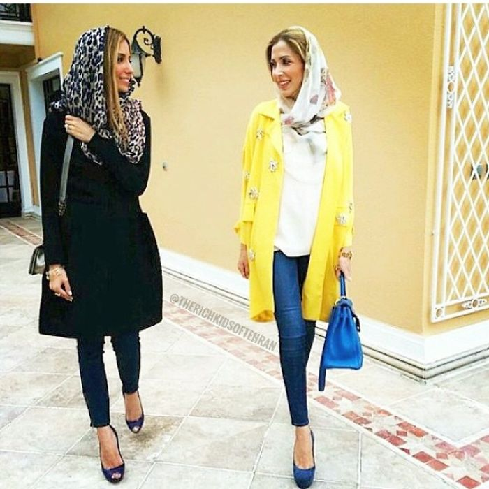 Iranian Women Are Neither Weak Nor Meek, And These 20 Images Prove Just That