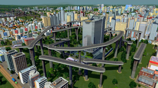 Cities Skylines PC Game Full Version Gameplay