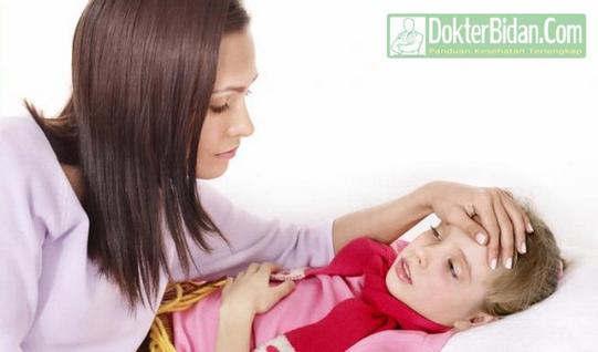 Demam Pada Anak - Penyebab Gejala Dan Cara Menanganinya Dengan Baik Pakai Obat Dokter Di Apotik Atau Herbal Tradisional