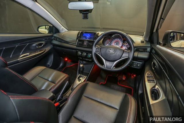 Toyota Vios Vs Nissan Almera Vs Proton Persona (2016)