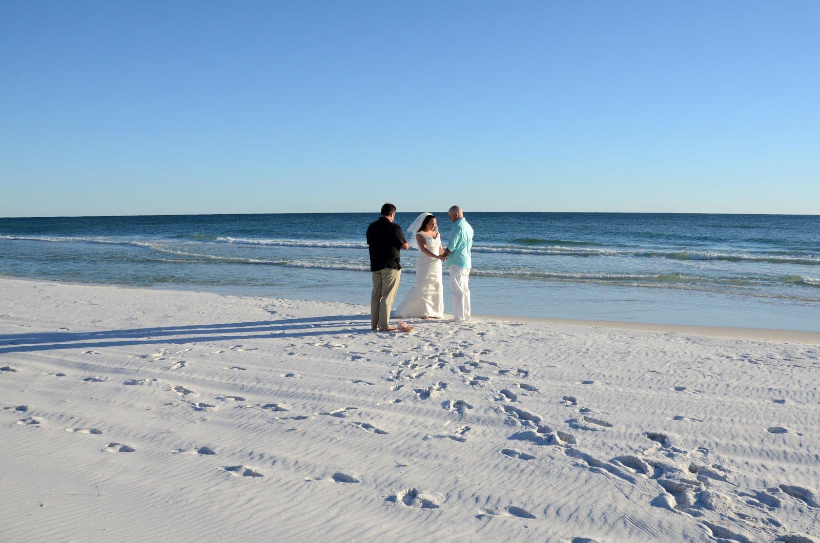 Beach Elopement Packages Destin Florida