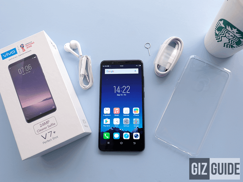 Vivo V7+ Review - Bezel-less 24 MP Selfie Machine!