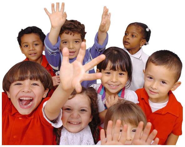 estudantes do futuro | Educação Infantil