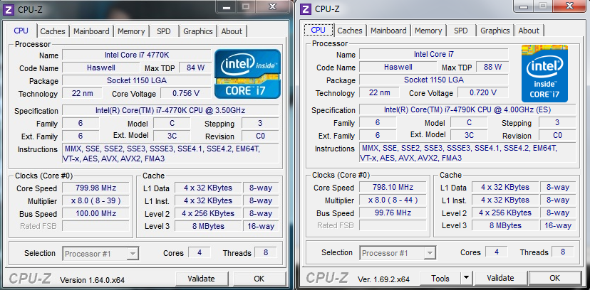 Review: Intel Core i7 4790K Devil's Canyon CPU on Z87 Motherboard 2