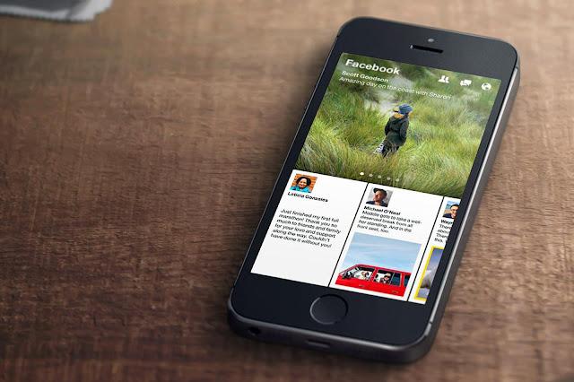 Facebook akan menutup aplikasi Paper-reading bulan depan