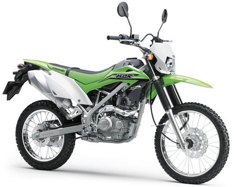 Motor Kawasaki KLX 150