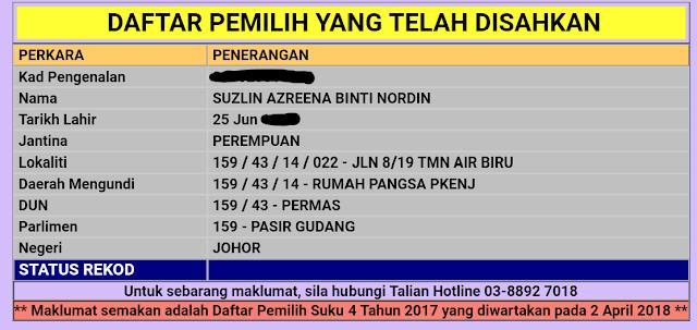 pilihanraya umum malaysia
