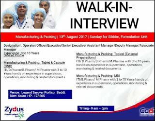 Interview details