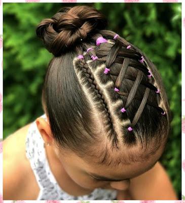 Peinados de niñas