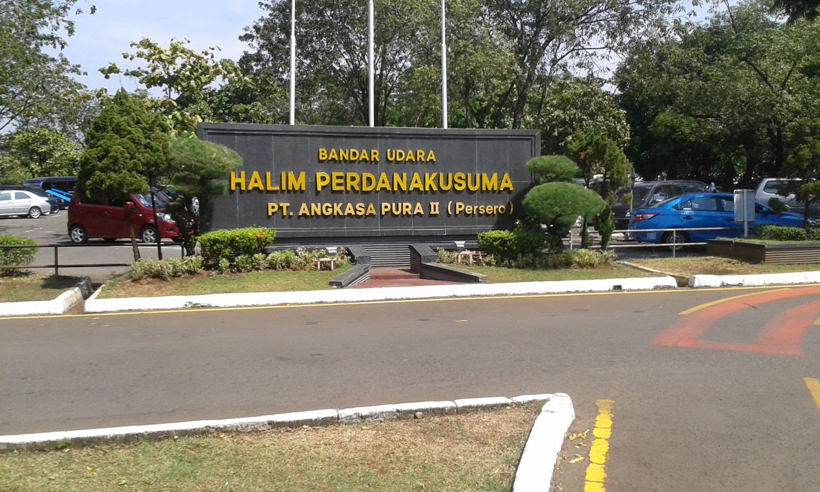 Image result for bandara halim perdana kusuma