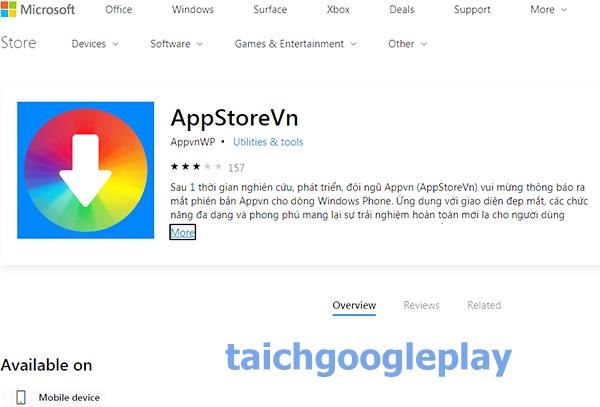 Appvn-AppStoreVn