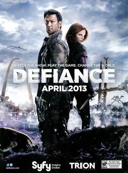 Assistir Defiance Online Dublado e Legendado