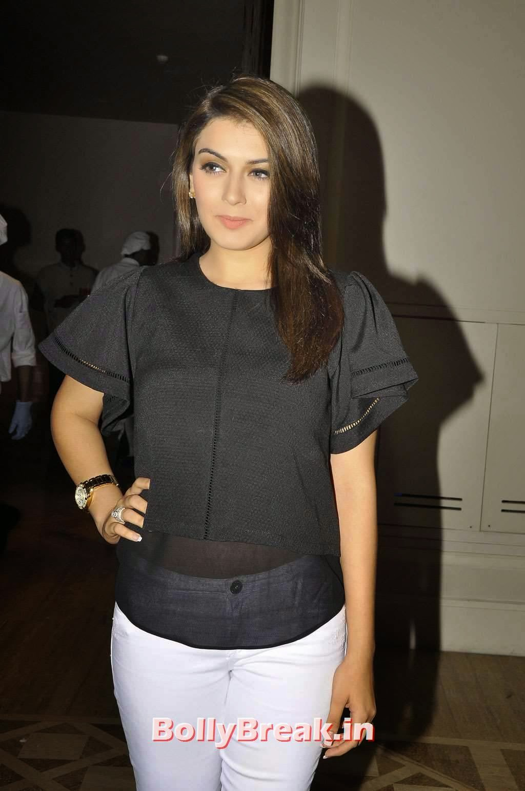 , Hansika Motwani Super Washing Powder Launch Pics