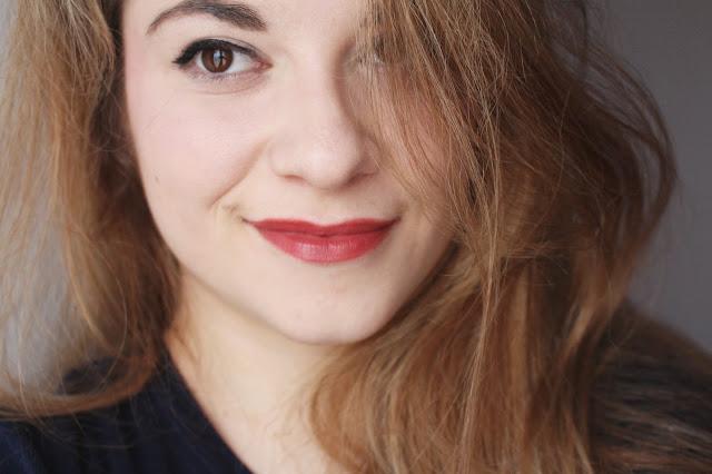 rouge à lèvres cream chestnut h&m