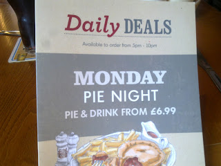 Selly park tavern pie