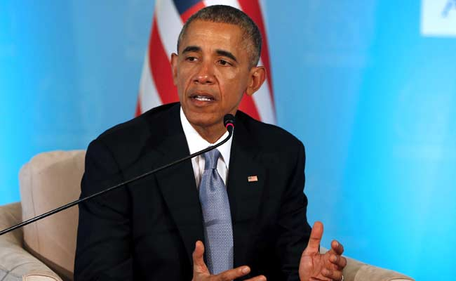 Obama Rejects Blocking Muslim Refugees and Defends ISIS Strategy