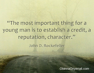 Rockefeller's motivational quotes that inspire