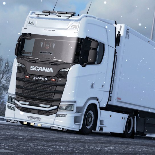 Scania Next Gen Wallpaper Engine