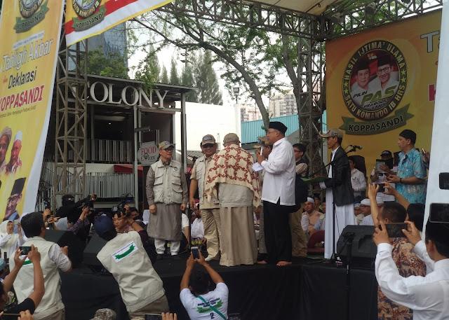 Prabowo: Eggi Sudjana ini Aktivis, Dulu Jaman Orde Baru Saya Kejar-kejar