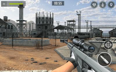 Sniper Arena - online shooter! v0.5.9 Mod Apk (Mega Mod)2