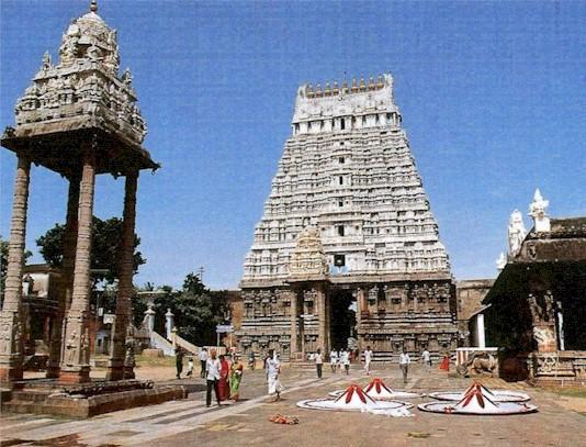 Varadharaja Perumal Temple, Kanchipuram, Tamil Nadu, India
