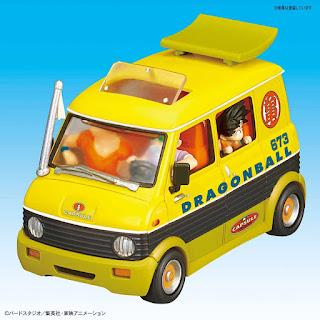 Dragon Ball Mecha Collection Vol. 7 Master Roshi's Wagon