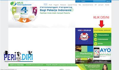 Cek Saldo BPJS Ketenagakerjaan Melalui Website Resmi BPJS Ketenagakerjaan