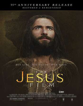 Poster Of The Jesus Film 1979 Full Movie In Hindi Dubbed Download HD 100MB English Movie For Mobiles 3gp Mp4 HEVC Watch Online