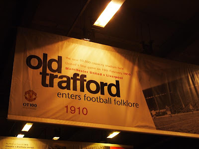 Estadio Old Trafford (Manchester)