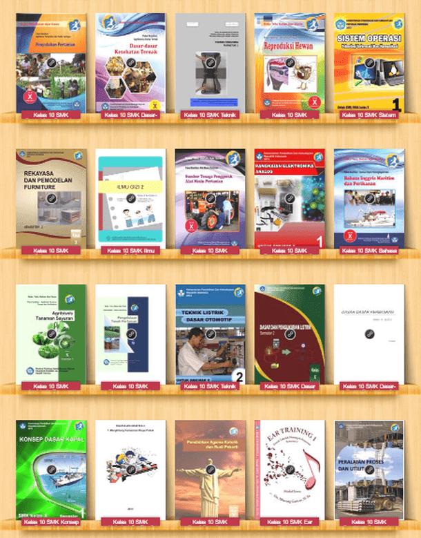 Buku Guru dan Siswa SMK Kelas X (10) Kurikulum 2013